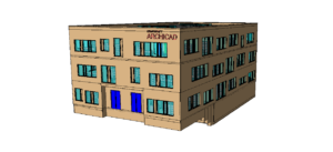 archicad modell 1 BIM Events.de BIM Schulungen Produkte BIM-Events